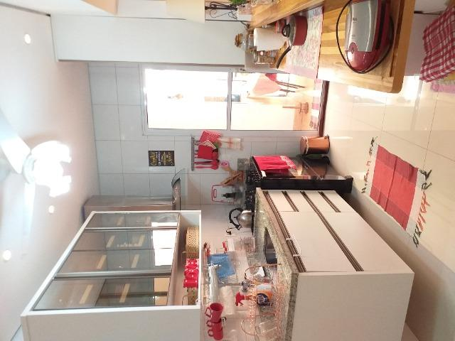 Vende-se Apartamento Térreo C/quintal privativo - Edifício Santa Mônica Residence - Foto 4