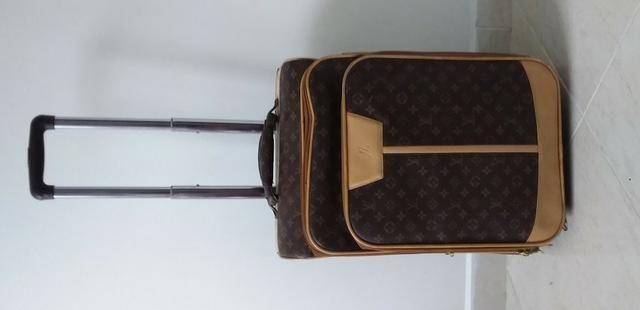 Mala Louis Vuitton - 7 Compartimentos!