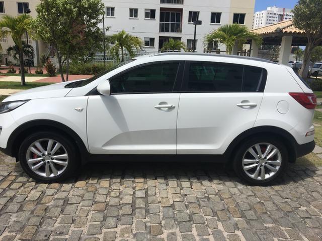 Vende -se um carro Kia esportage