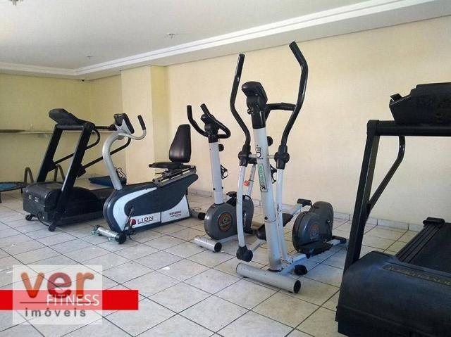 Apartamento à venda, 90 m² por R$ 349.000,00 - Cocó - Fortaleza/CE - Foto 5