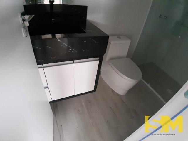 Apartamento com 2 dormitórios para alugar, 72 m² por R$ 1.700/mês - Bom Retiro - Joinville - Foto 12