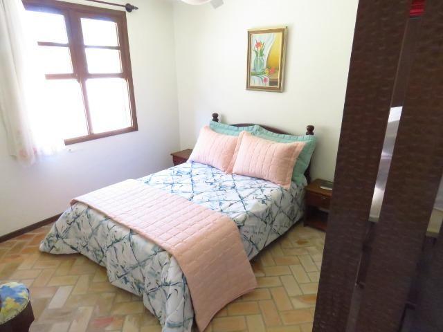 Casa com piscina em Itapoá ,3 quartos(1 suíte), ar, wifi, monit. 24h, 60 metros da praia - Foto 19