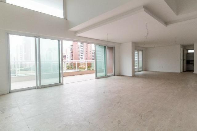 Brisas do Meireles, apartamento duplex com 3 suítes, gabinete, 4 vagas de garagem, - Foto 4