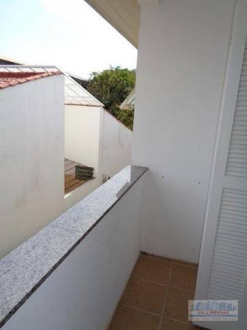 Casa com 3 dormitórios para alugar, 116 m² por r$ 1.180,00/mês - nonoai - porto alegre/rs - Foto 18