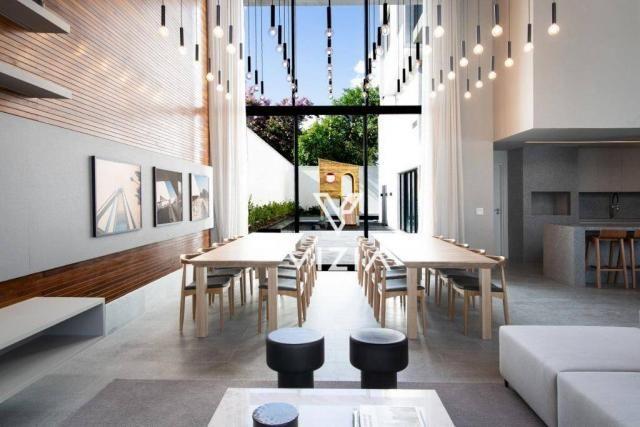 Apartamento à venda, 85 m² por R$ 919.301,00 - Juvevê - Curitiba/PR - Foto 14