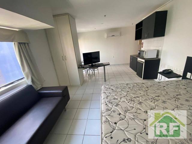 Flat com 1 dormitório, 37 m² - Ilhotas - Teresina/PI - Foto 10