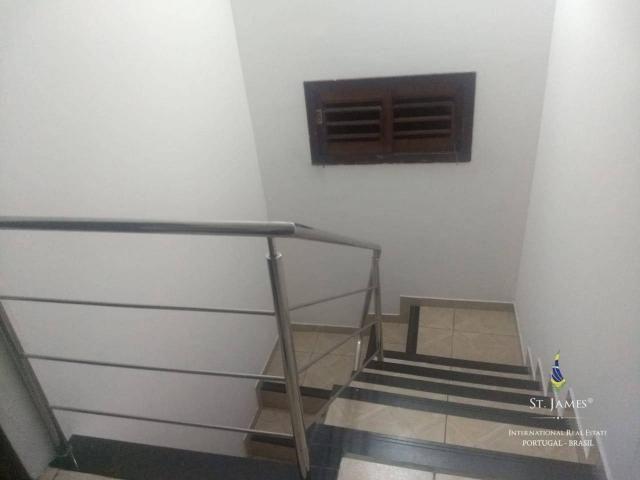 Casa com 4 dormitórios à venda, 167 m² por R$ 350.000 - Pitimbu - Natal/RN - CA0115 - Foto 6