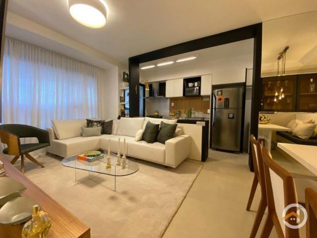 Apartamento à venda com 2 dormitórios em Setor aeroporto, Goiânia cod:4268 - Foto 2
