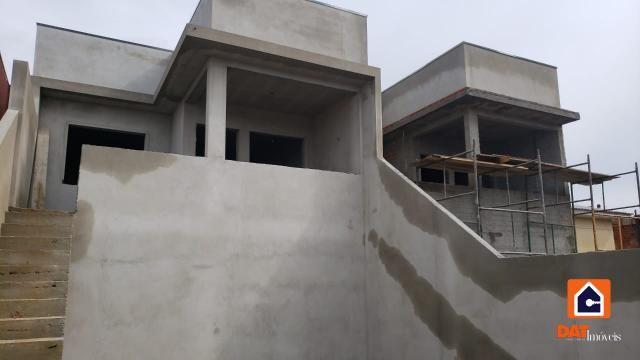 Casa à venda com 2 dormitórios em Jardim gianna i, Ponta grossa cod:1491 - Foto 2