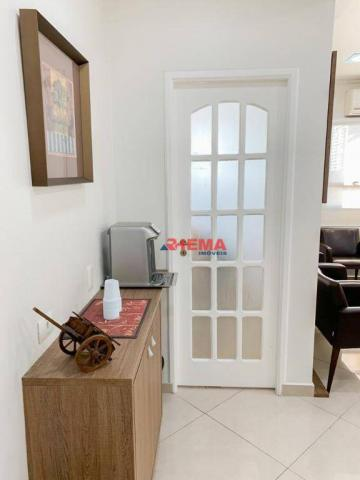 Sala à venda, 78 m² por R$ 590.000,00 - Gonzaga - Santos/SP - Foto 13