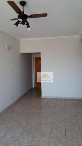 Apartamento com 2 dormitórios para alugar, 77 m² por R$ 1.000,00/mês - Vila Tibério - Ribe - Foto 8