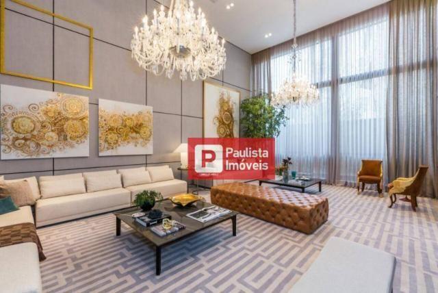 Apartamento com 4 dormitórios à venda, 334 m² por R$ 10.812.247,00 - Vila Olímpia - São Pa - Foto 15