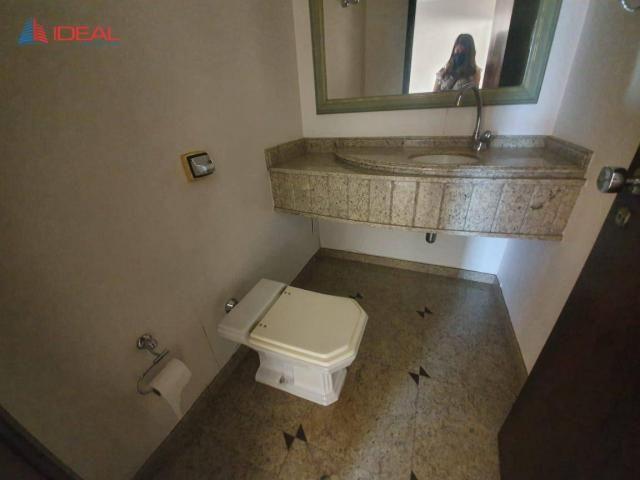 Apartamento com 4 dormitórios para alugar, 240 m² por R$ 2.700,00/mês - Zona 01 - Maringá/ - Foto 8