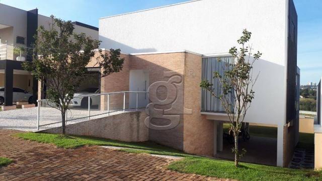 Sobrado com 4 dormitórios à venda, 454 m² por R$ 2.200.000,00 - Condomínio Sun Lake - Lond