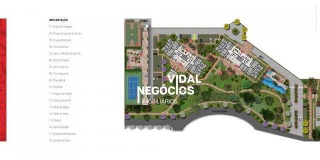 Apartamento no Jardins de Valência - Parque Verde - Belém/PA - Foto 15