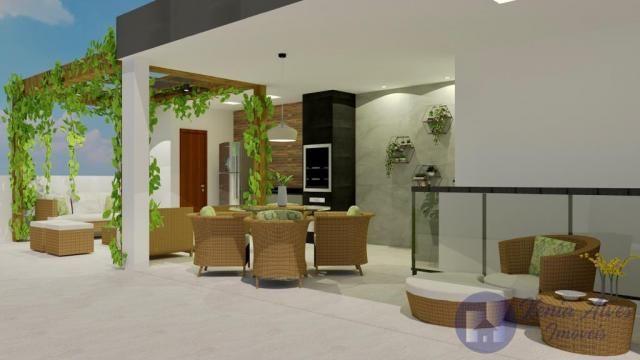 Apartamento para Venda em Volta Redonda, Jardim Belvedere, 3 dormitórios, 1 suíte, 2 banhe - Foto 3