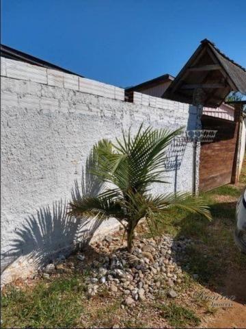 Casa térrea de madeira com 3 quartos - Reta da América - Morretes/PR - Foto 5