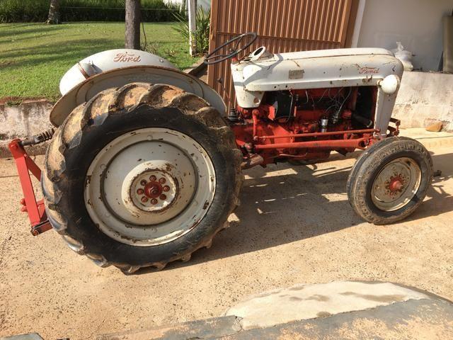 Trator Ford 1954 Jubilee !!! - Foto 2