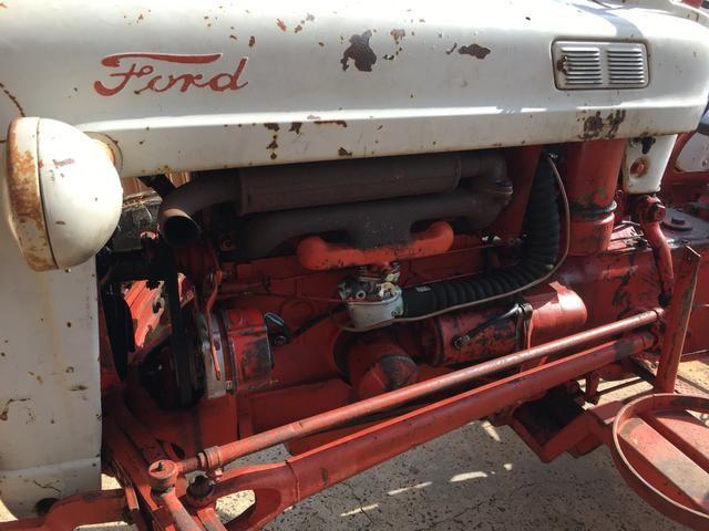 Trator Ford 1954 Jubilee !!! - Foto 5