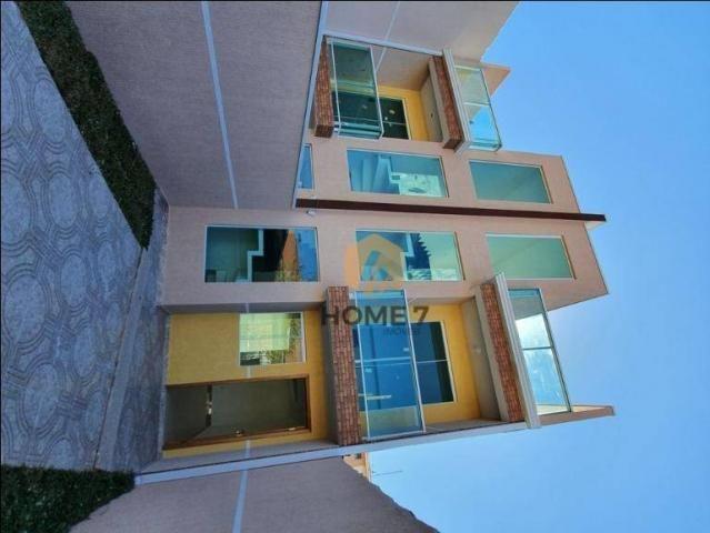 Sobrado à venda, 90 m² por R$ 320.000,00 - Sítio Cercado - Curitiba/PR - Foto 3