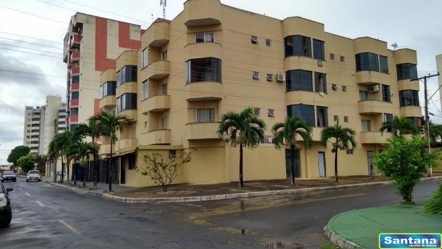 Apartamento à venda com 1 dormitórios em Olegario pinto, Caldas novas cod:2490 - Foto 2