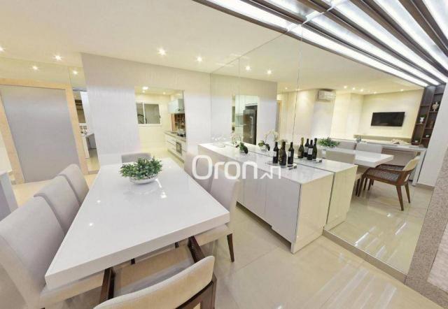 Apartamento à venda, 171 m² por R$ 1.092.000,00 - Setor Central - Goiânia/GO - Foto 7