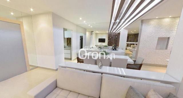 Apartamento à venda, 171 m² por R$ 1.092.000,00 - Setor Central - Goiânia/GO