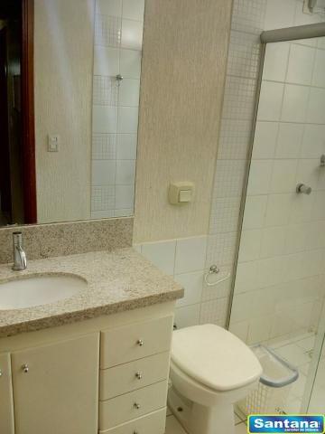Apartamento à venda com 3 dormitórios em Jardim jeriquara, Caldas novas cod:440 - Foto 19
