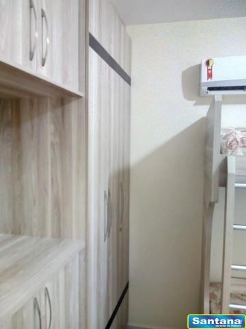 Apartamento à venda com 3 dormitórios em Jardim jeriquara, Caldas novas cod:440 - Foto 15