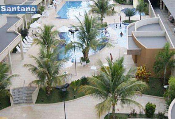 Apartamento à venda com 3 dormitórios em Jardim jeriquara, Caldas novas cod:440 - Foto 3