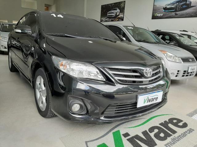 Corolla XEi 2.0 Automático Flex Imperdível!!! Financia 100%!!!