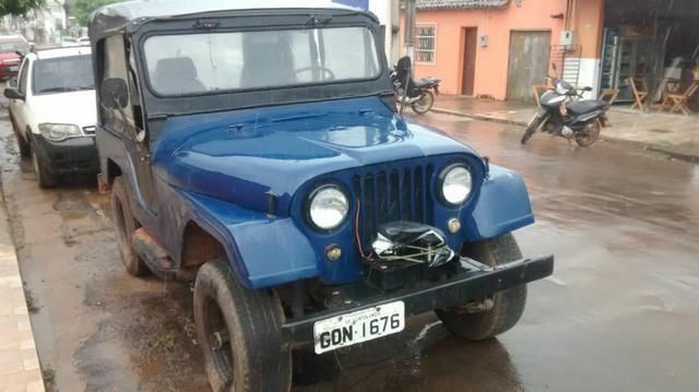 Venda Jeep Willys