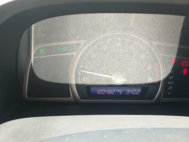 Vende-se Honda Civic Plaza LXS 09/10 1.8 Flex - Foto 5