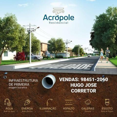 Residêncial Acrópole Loteamento em Goiânia - Foto 17