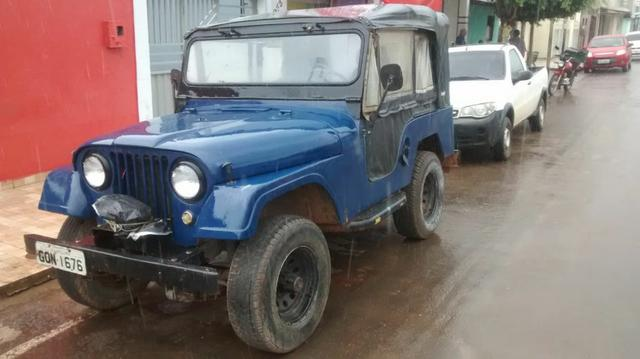 Venda Jeep Willys - Foto 2