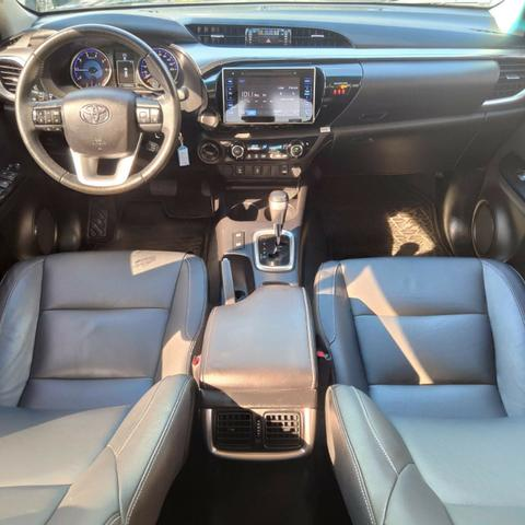 Hilux SRV 2.8 Diesel 4x4 Automática - Foto 12