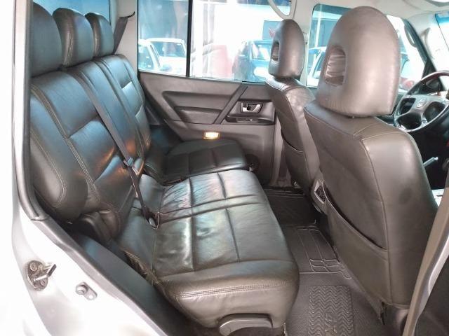 Pajero 3.5 4X4 completa diesel automatica - Foto 12