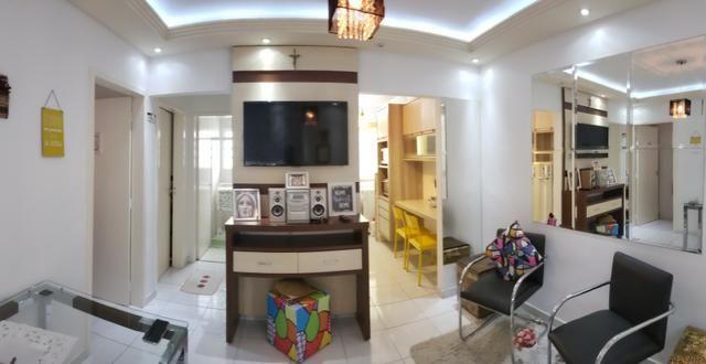 Lindo apartamento térreo no Residencial Santa Inês Coleginho