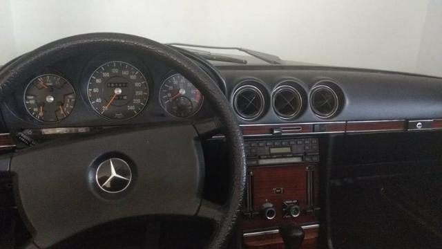 Mercedes SL450 1976 - 2 capotas - modelo americano - Foto 12
