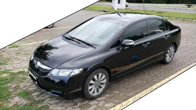 New Civic - 2010 - Automático - Conservado