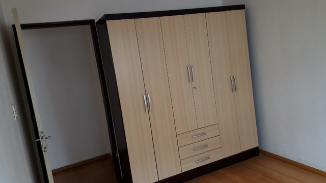Apartamento para venda semimobiliado com 1 dormitório - direto com proprietário - Foto 5
