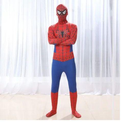 Fantasia Infantil Homem Aranha - Foto 3