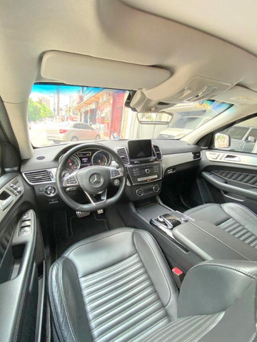 Mercedes-Benz GLE 400 Coupé - Blindada - Foto 8