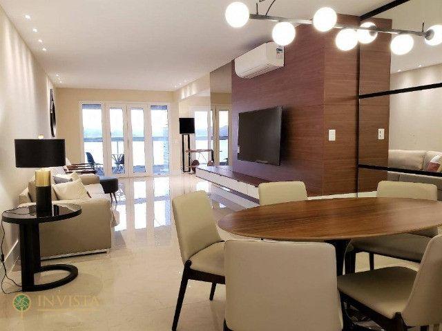 Apartamento Totalmente Reformado na Beira mar Norte de Florianópolis - Foto 14