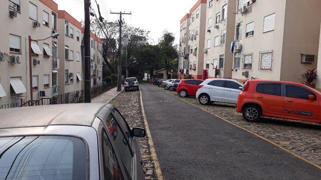 Apartamento para venda semimobiliado com 1 dormitório - direto com proprietário - Foto 19