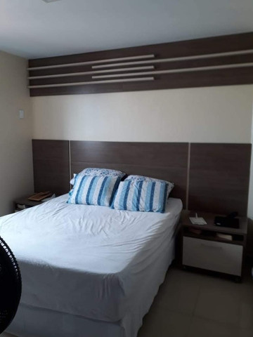 Apartamento nos Bancários com 3 quartos, sendo 1 suíte, varanda e piscina - Foto 18