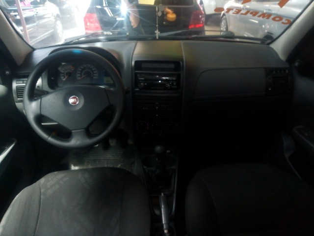 Fiat Siena 1.0 EL Compl + Gnv ent + 48 x 498,00 me chama no zap * Gilson - Foto 7
