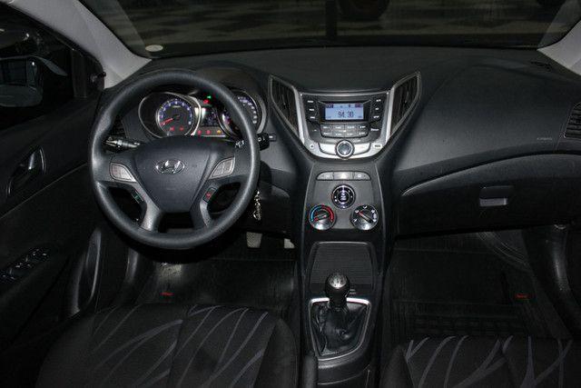 Hyundai HB20 Hatch Comfort Plus 1.0 Flex 2014 Única Dona - Foto 14