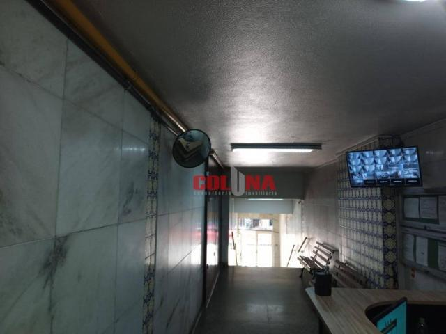 Kitnet com 1 dormitório para alugar, 38 m² por R$ 700,00/mês - Centro - Niterói/RJ - Foto 12