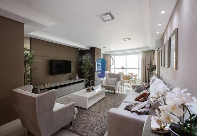 Apartamento totalmente mobiliado e equipado, na Av. Central em Balneário Camboriú/SC, com  - Foto 11